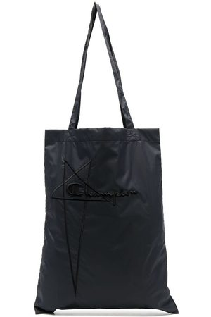 Rick Owens Heren Shoppers - Shopper with logo