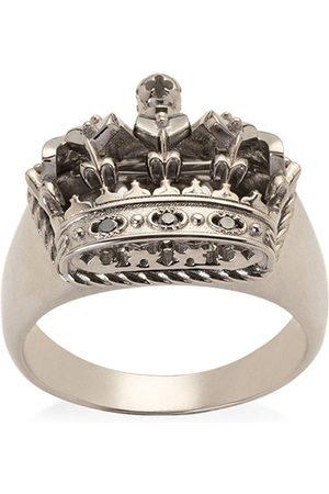Dolce & Gabbana Heren Ringen - 18kt gold crown ring