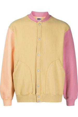 Levi's Heren Outdoorjassen - Fleece colour-block bomber jacket