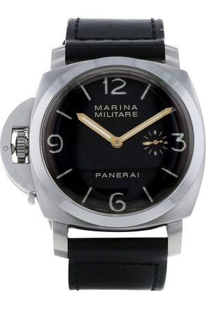 PANERAI Heren Horloges - 2005 pre-owned Marina Militare 46mm