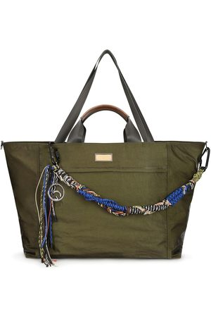 Dolce & Gabbana Woven handle tote bag