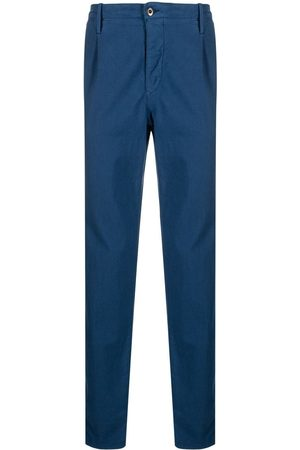 Incotex Heren Chino's - Straight-leg chinos