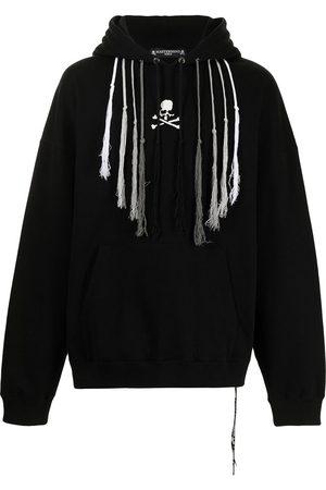 MASTERMIND Logo-print drawstring hoodie