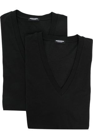 Dsquared2 Two-pack pajama T-shirts