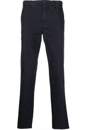 Incotex Straight-leg cotton chinos