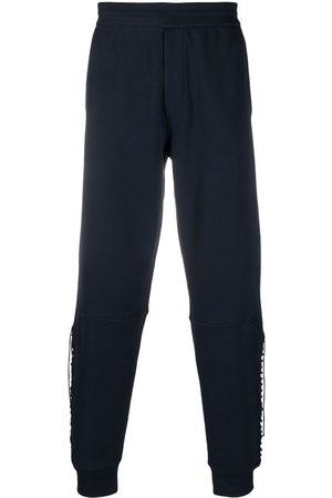 Helmut Lang Heren Joggingbroeken - Laced cotton track pants