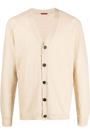 BARENA Button-up knitted cardigan