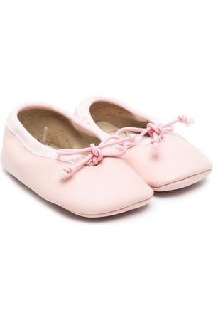 PèPè Lace-up ballerina shoes