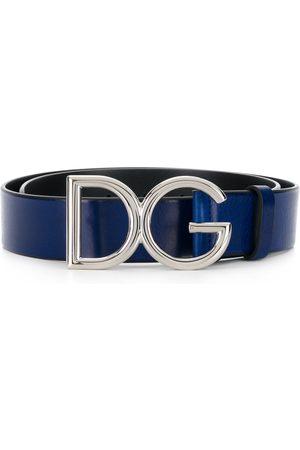 Dolce & Gabbana Heren Riemen - Logo buckle belt