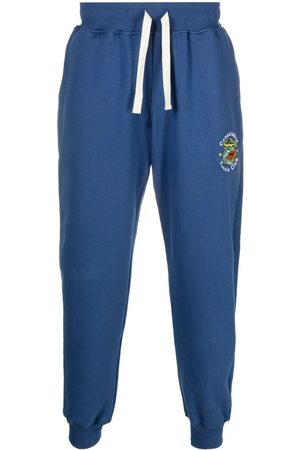 Casablanca Embroidered-logo track pants