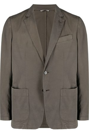 CANALI Heren Blazers - Single-breasted fitted blazer