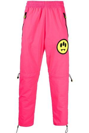 BARROW Heren Joggingbroeken - Logo-embellished track pants
