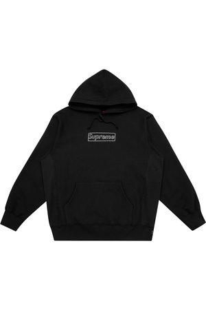 Supreme Heren Hoodies - Kaws Chalk logo hoodie