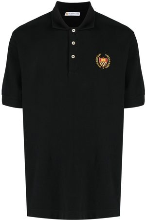 BEL-AIR ATHLETICS Embroidered-logo polo shirt
