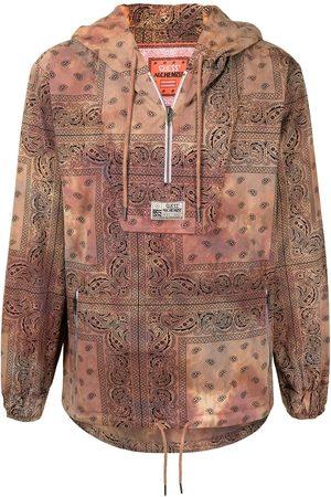 Alchemist Heren Jassen - Paisley-print pullover jacket