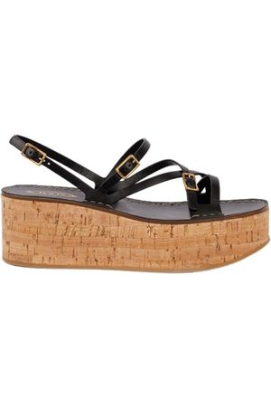 Tod's Cross strap sandals