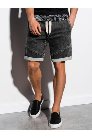 Ombre Clothing Heren jeans short - w219