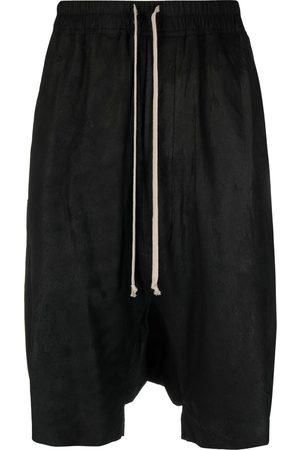 Rick Owens Riks pods dropped-crotch shorts