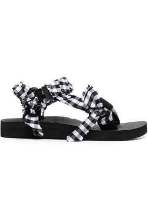 Arizona Love Trekky check-print sandals