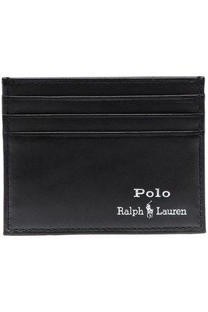 Polo Ralph Lauren Heren Portemonnees - Suffolk leather cardholder