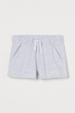 H&M Katoenen sweatshort