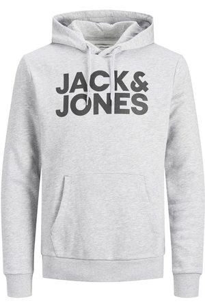 Jack & Jones Logo Hoodie Heren