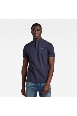 G-Star Heren Poloshirts - Heren Dunda Polo Donkerblauw