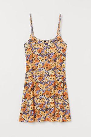 H&M Dames Jurken - Tricot jurk