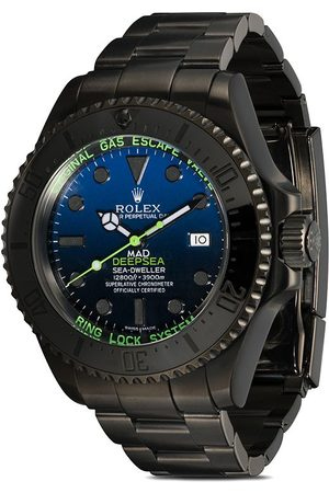 MAD Paris Customised pre-owned Rolex Deepsea watch
