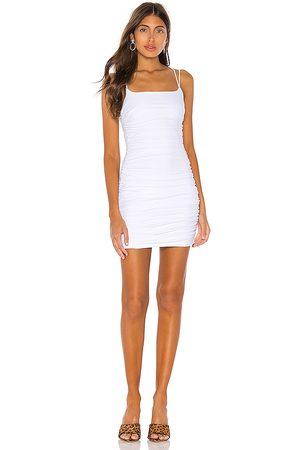 superdown Dames Korte jurken - Lisa Ruched Mini Dress in
