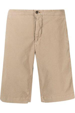 Incotex Heren Bermuda's - Knee-length cotton shorts