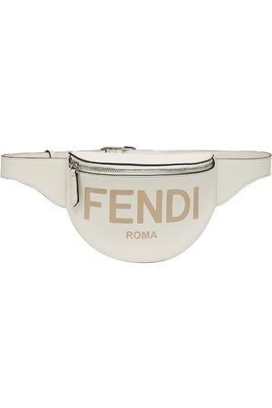 Fendi Small debossed-logo belt bag