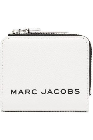 Marc Jacobs Logo-print zip wallet