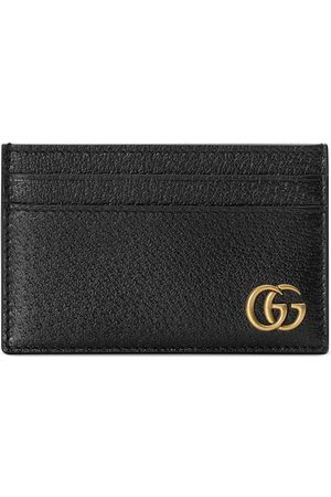 Gucci Heren Portefeuilles - GG Marmont card case