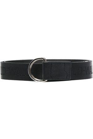 A-cold-wall* Heren Riemen - Logo-jacquard belt