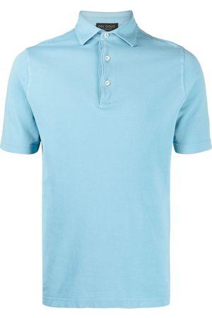DELL'OGLIO Heren Korte mouw - Short-sleeved polo shirt