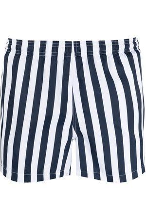 RON DORFF Heren Shorts - Striped swim shorts