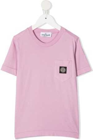 Stone Island Logo-patch T-shirt