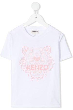Kenzo Logo-print short-sleeve T-shirt