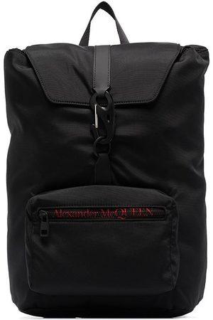 Alexander McQueen Urban logo-print backpack