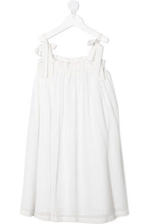 Le pandorine Meisjes Feestjurken - Ruffled midi dress
