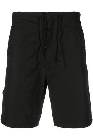 Maharishi Patch-embellished cargo shorts