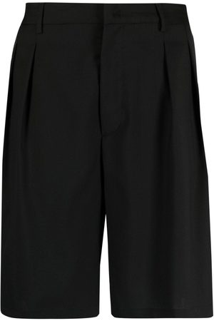 LOW BRAND Tailored wool shorts