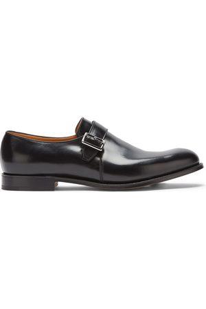 Church's Lisbon leather monk shoes