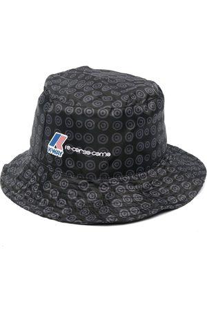 10 CORSO COMO X K-Way logo-print bucket hat