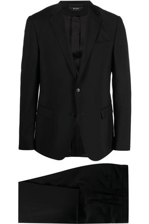Z Zegna Slim-fit tailored suit