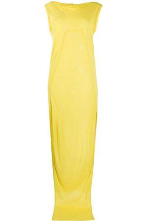 Rick Owens Slit-side maxi dress