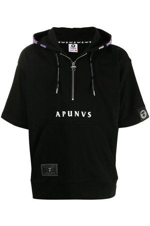 AAPE BY A BATHING APE Logo-printed hoodie