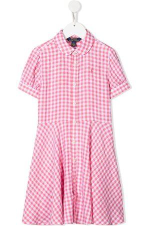 Ralph Lauren Gingham-print dress