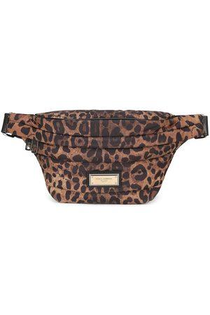Dolce & Gabbana Leopard-print belt bag